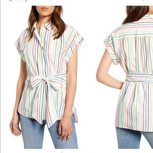 Brand new with tags J crew top pm